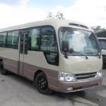 Thuê xe du lịch 29 chỗ đi Sâm Sơn