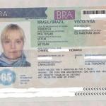 Xin visa đi lao động ngắn hạn tại Brazil