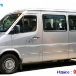 Thuê xe du lịch 16 chỗ: Hà Nội – Quảng Trị – Hà Nội