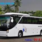 Thuê xe du lịch 45 chỗ: Hà Nội – Sơn La