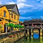 Du lịch Hội An với những ngôi nhà nhuộm sắc vàng