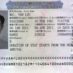 Visa du lịch Đài Loan 10 năm hoàn tiền 100%